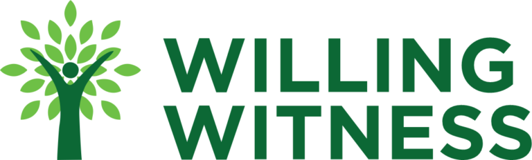 Willing Witness logo